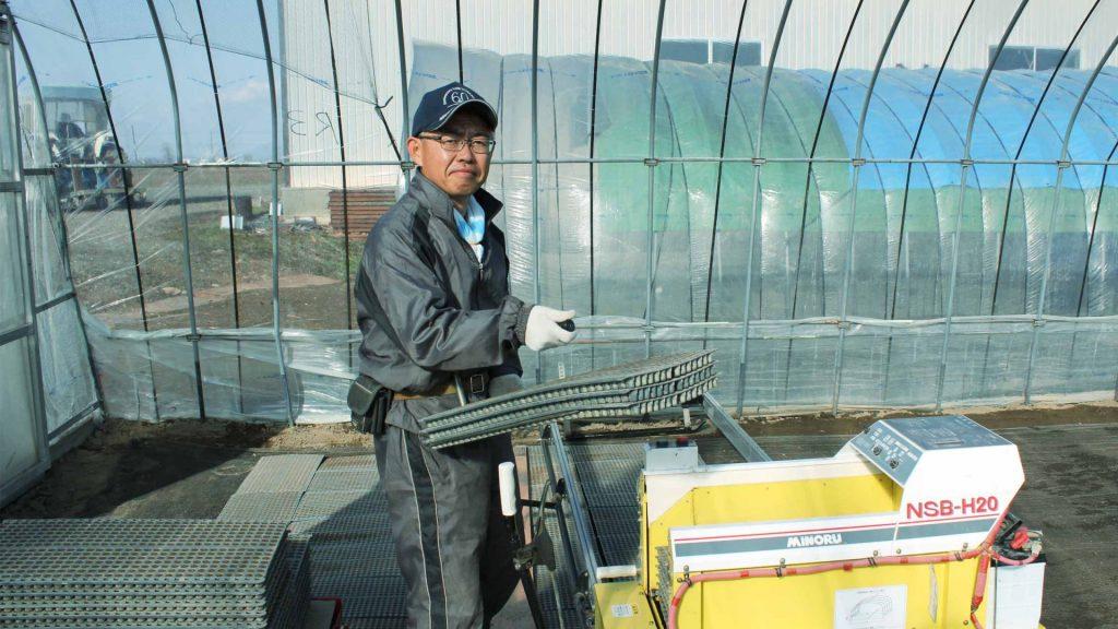「上野農園」施設は共同利用、自分で持たない経営が実は儲かる!